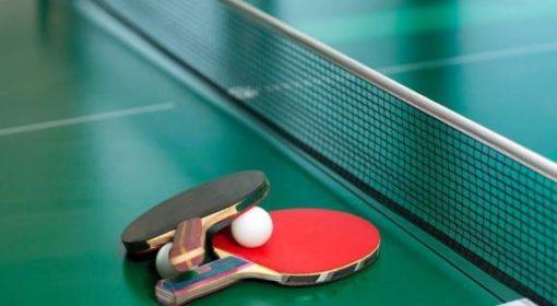 Подарочный сертификат на игру в по настольный теннис